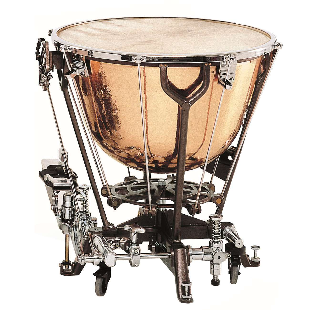 "Adams 26"" Philharmonic Dresden Classic Timpani with Wheels and Calfskin Head"