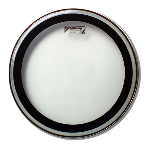 "Aquarian 6"" Performance II Clear Head"