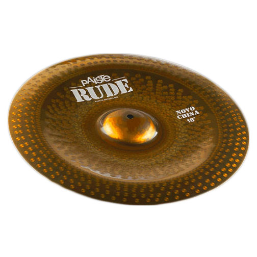 "Paiste 18"" Rude Novo China Cymbal"