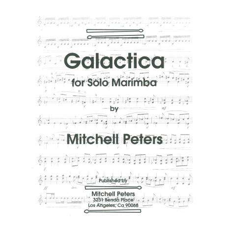 Galactica by Mitchell Peters