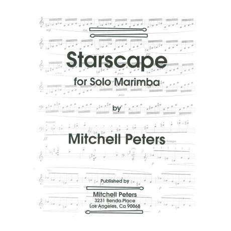 Starscape by Mitchell Peters