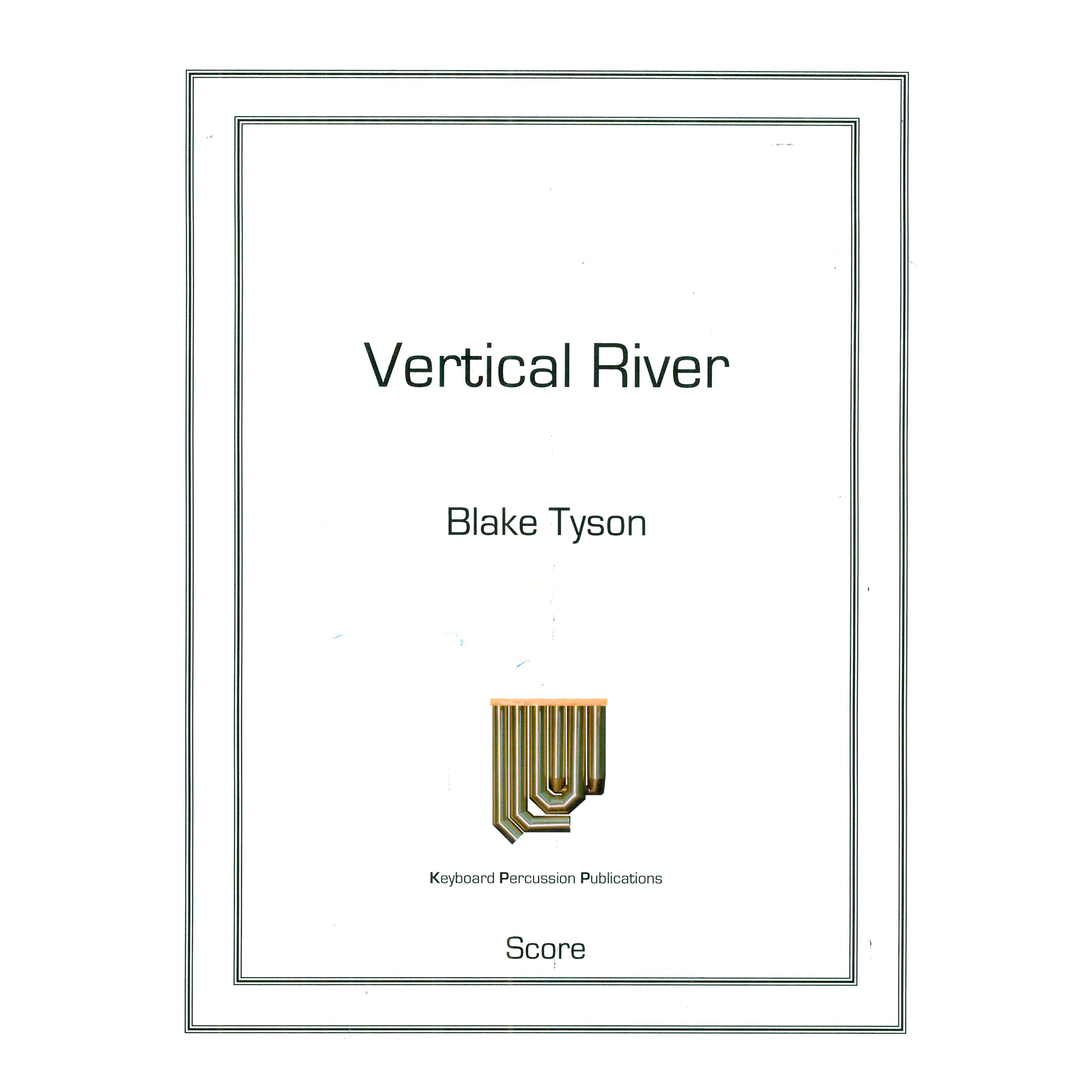 Vertical River by Blake Tyson