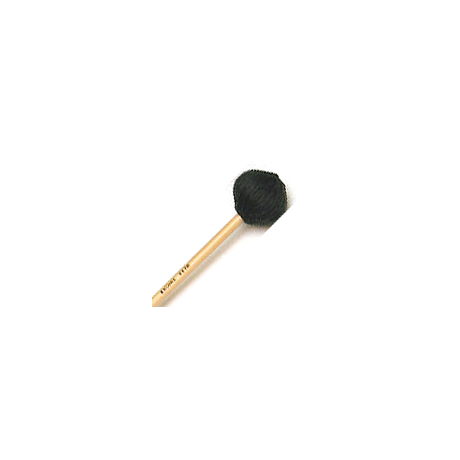 Encore Green Extra Soft Yarn Wound Keyboard Mallets with Rattan Shafts