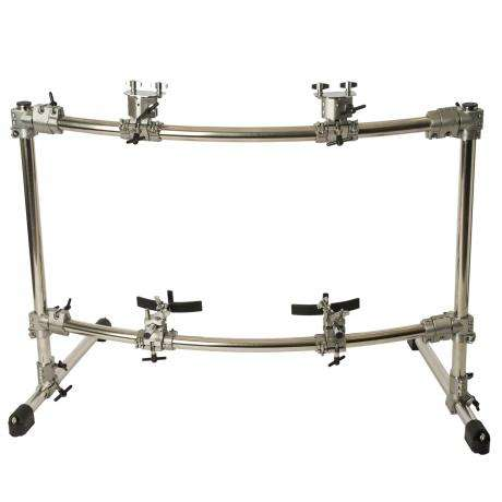 Gon Bops Complete Rack System for 2 Congas