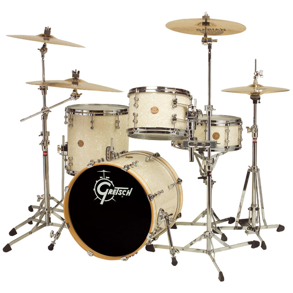 "Gretsch New Classic Bop 3-Piece Drum Set Shell Pack (18"" Bass, 12/14"" Toms)"
