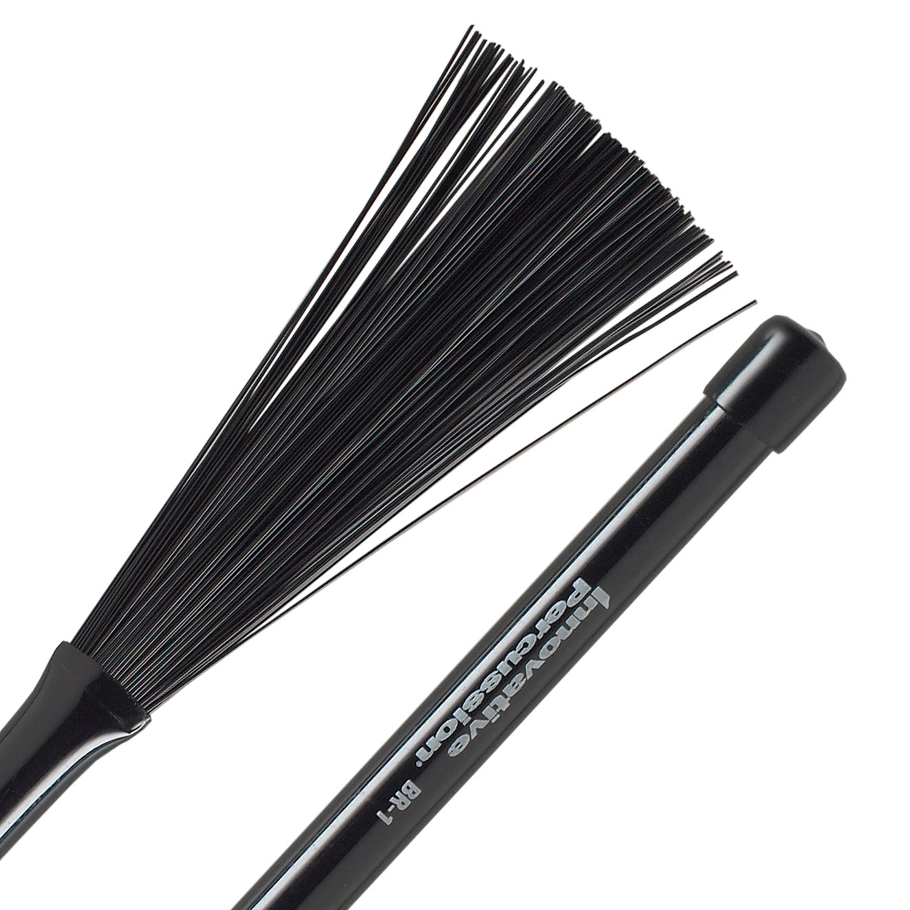 Innovative Percussion Light Retractable Plastic Brushes
