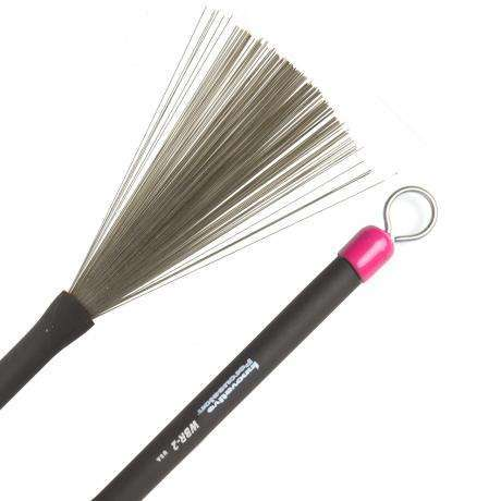 Innovative Percussion Retractable Heavy Wire Brushes