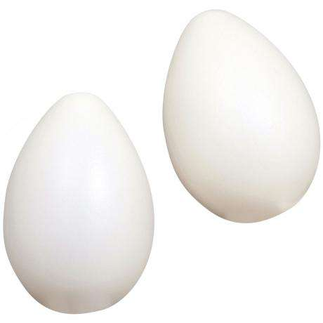 LP Glow in the Dark Egg Shakers -1 Pair