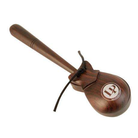 LP Professional Rosewood Paddle Style Castanets