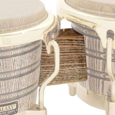 LP Center Block, Ash Galaxy Bongos