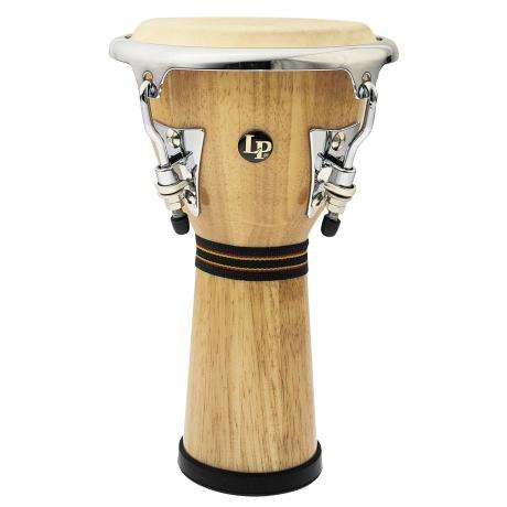 LP Natural Wood Djembe