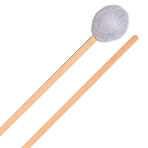 Malletech Leigh Howard Stevens Signature Two-Tone Very Soft/Very Hard Marimba Mallets