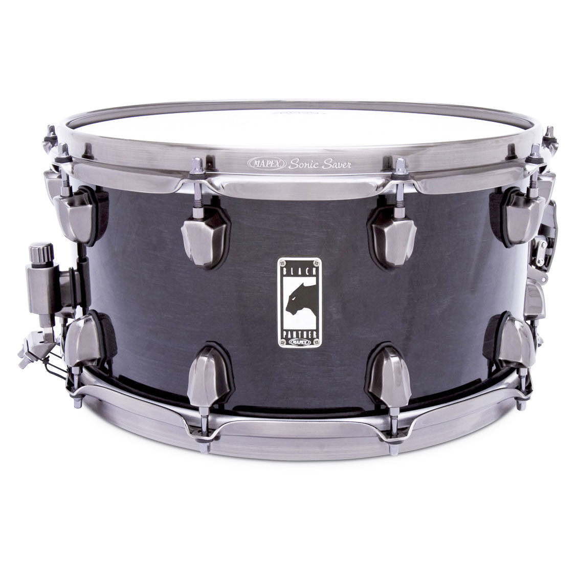 "Mapex 7"" x 14"" Black Panther Phatbob Snare Drum"