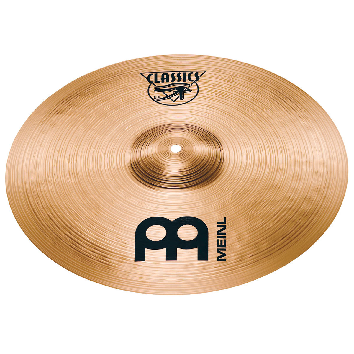 "Meinl 17"" Classic Medium Crash Cymbal"
