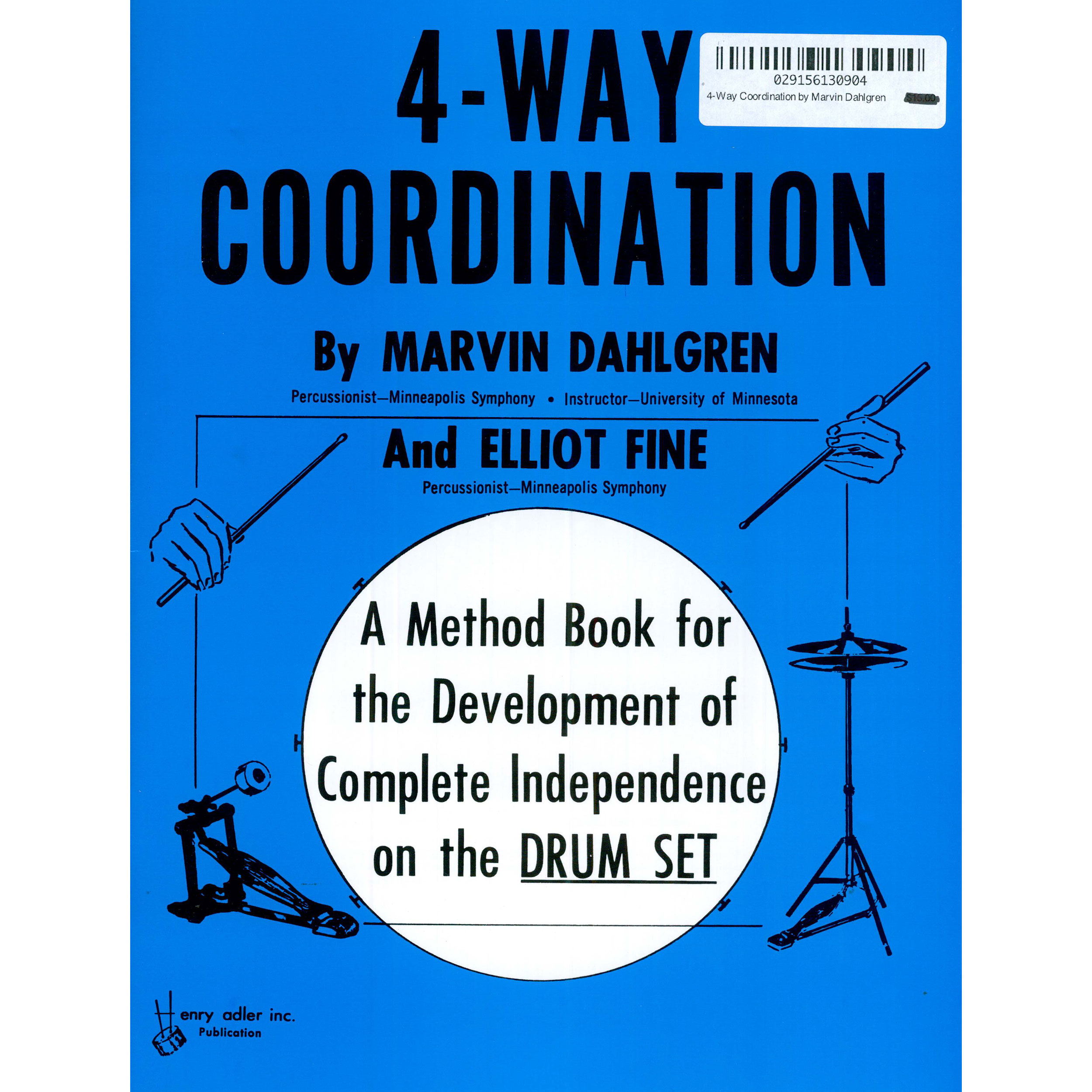 4-Way Coordination by Marvin Dahlgren