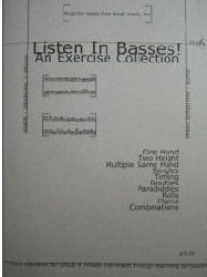 Listen in Basses! by Michael A. Hernandez and Shawn Schietroma