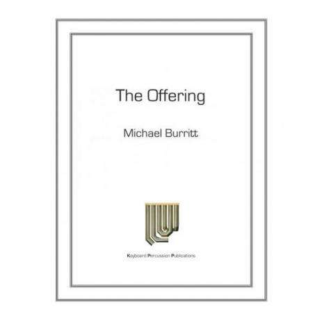 The Offering by Michael Burritt