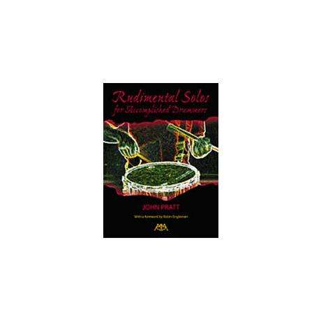 Rudimental Solos for Accomplished Drummers by John S. Pratt
