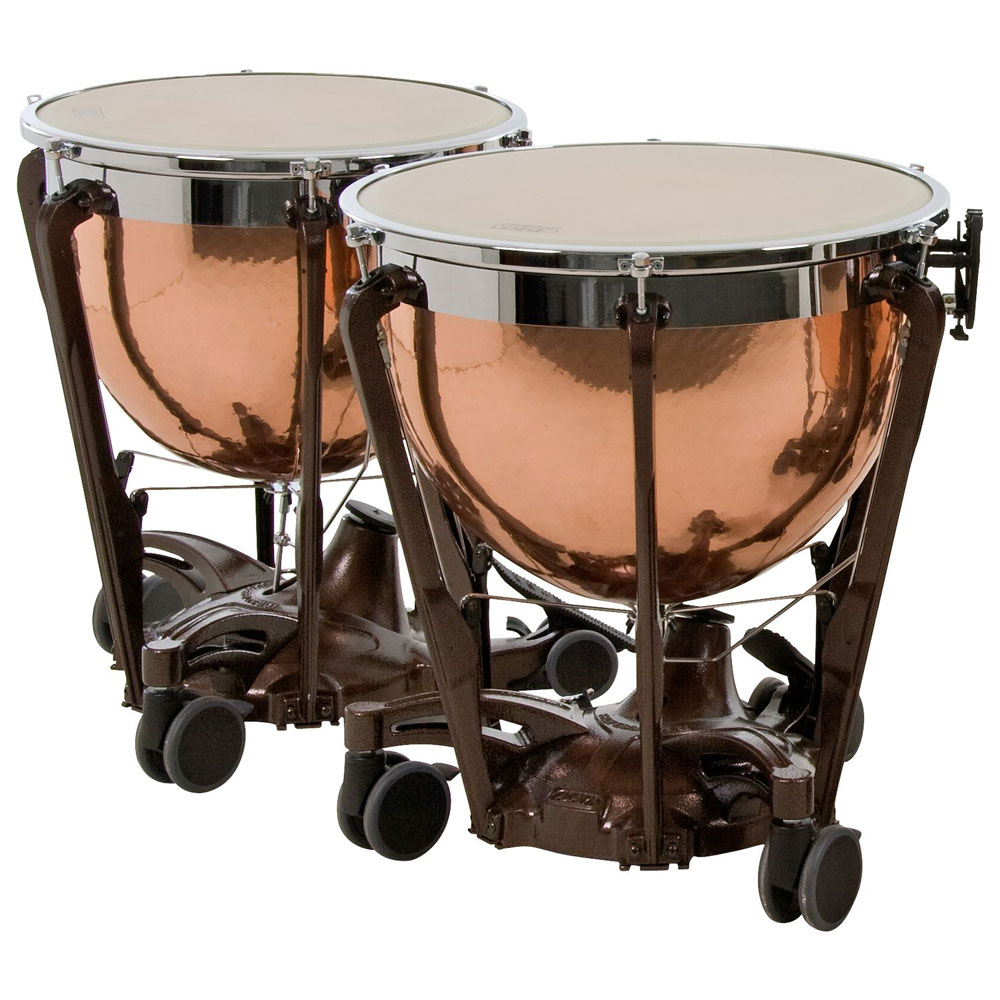 "Adams 26/29"" Professional Gen II Hammered Copper Timpani"