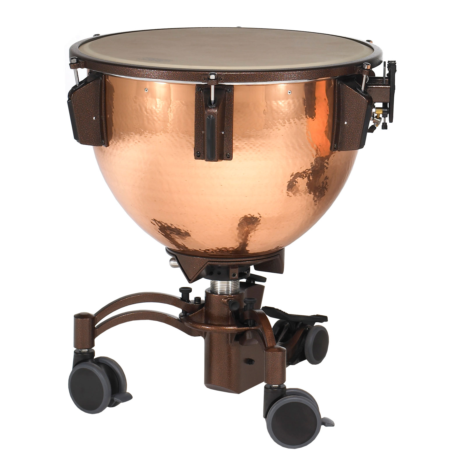 "Adams 32"" Revolution Hammered Copper Timpani with Fine Tuner"