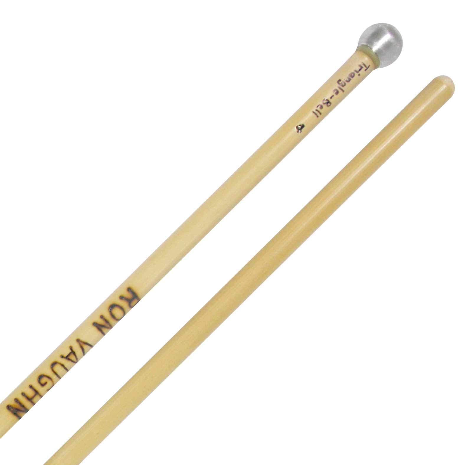 Ron Vaughn Petite Triangle Mallets with Birch Shafts