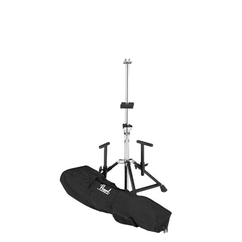 Pearl Quick Release Double Conga Stand with Support Legs