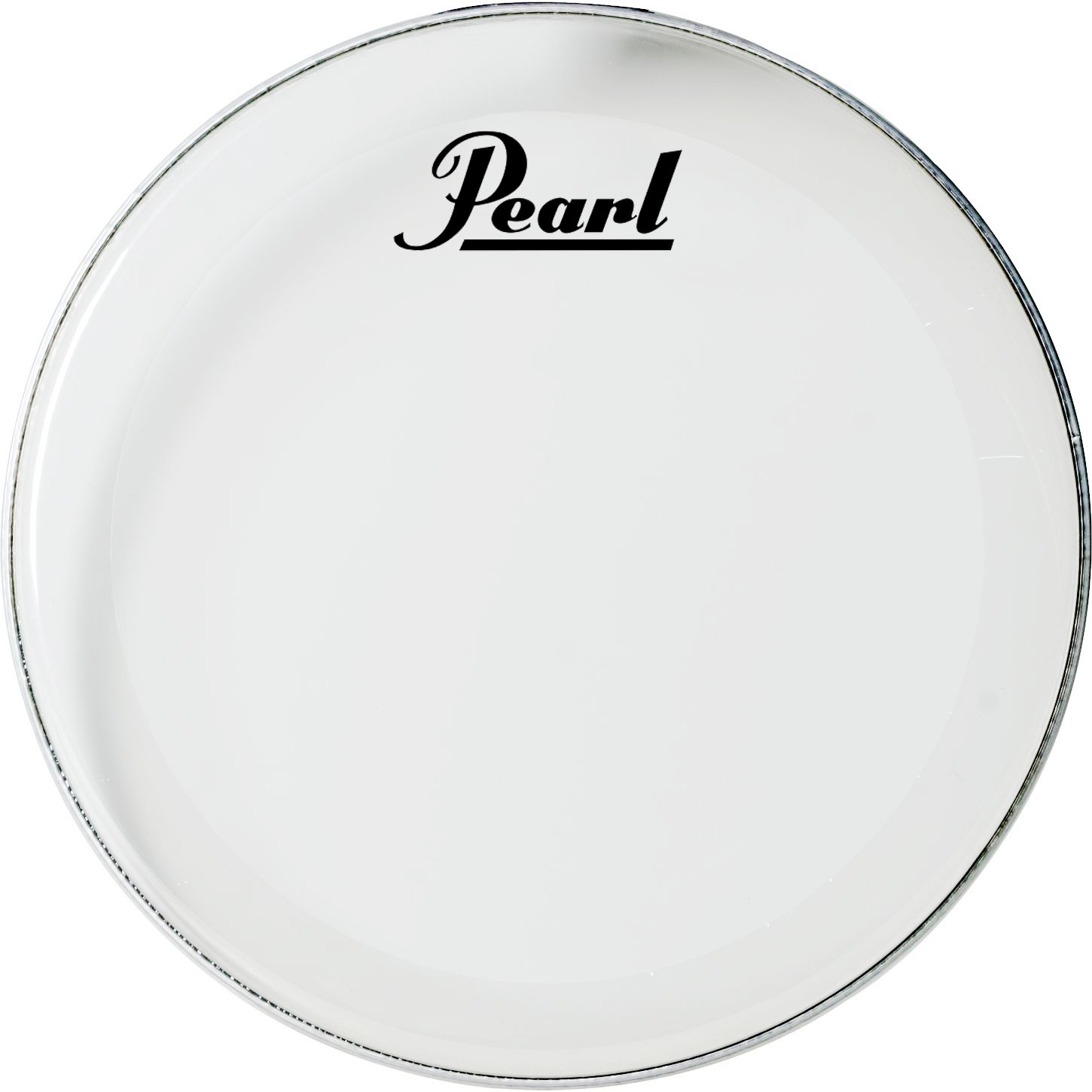 "Pearl 15"" Super Clear Tom Head"