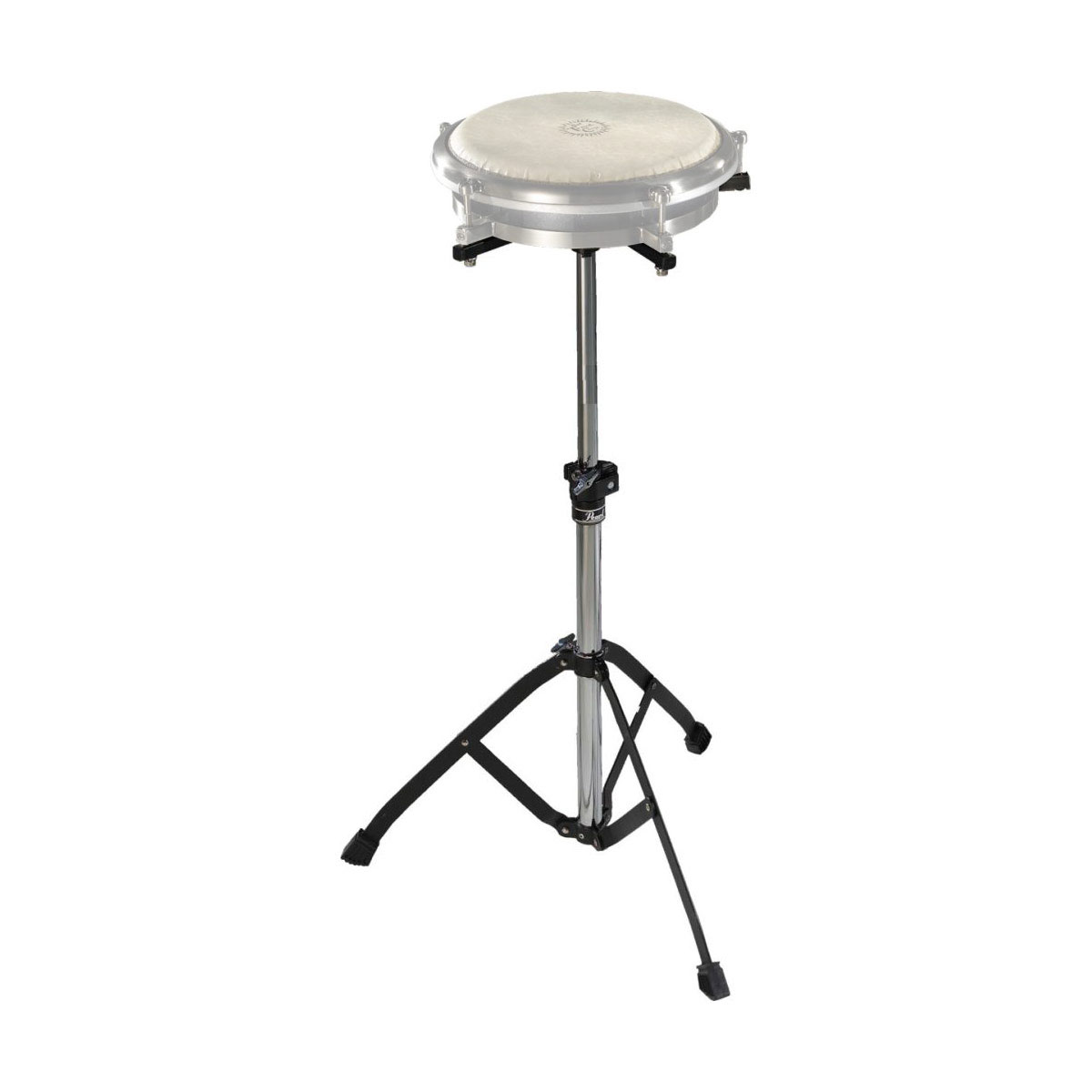 Pearl Travel Conga Stand for 11.75 Travel Conga with Bag