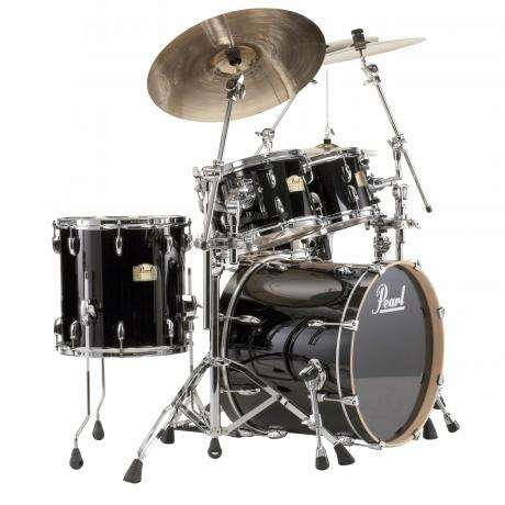 Pearl Session Studio Classic 4-Piece Drum Set Shell Pack (20