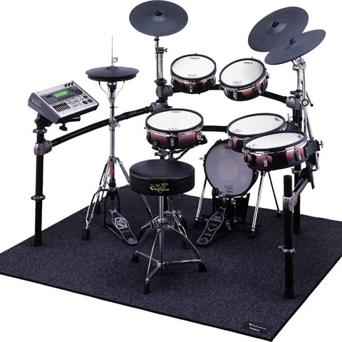 Drum Set Rugs Amp Mats Lone Star Percussion