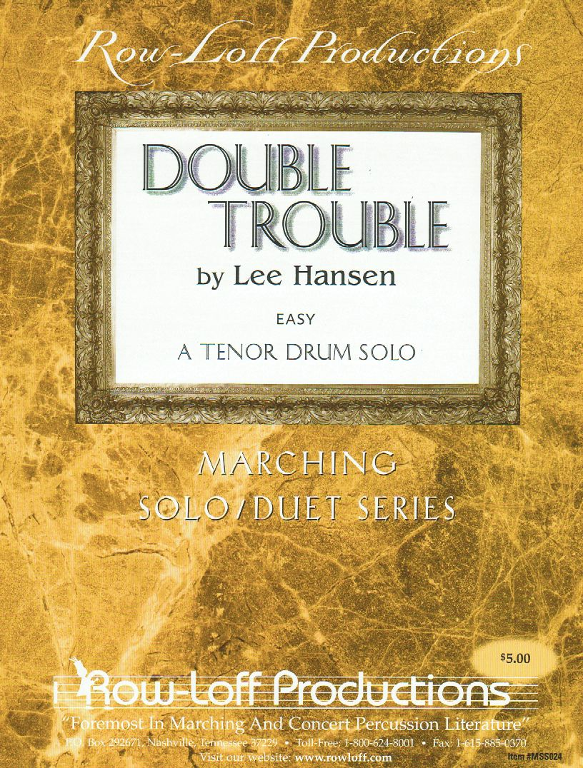 Double Trouble by Lee Hansen