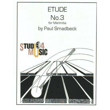 Etude No. 3 by Paul Smadbeck