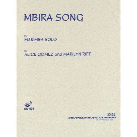 Mbira Song by Alice Gomez & Marilyn Rife
