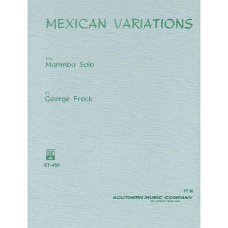 Mexican Variations by George Frock