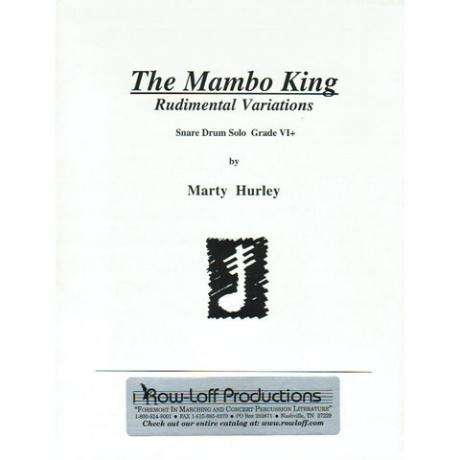 The Mambo King by Marty Hurley