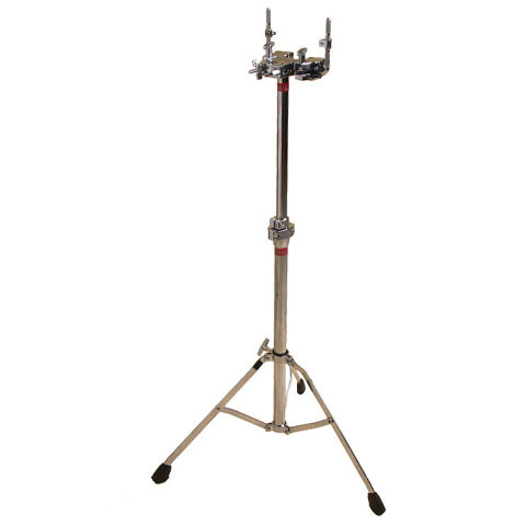 Ludwig LM442TSR Ludwig Tall Double-Braced Double Tom Stand for Rocker Mounts