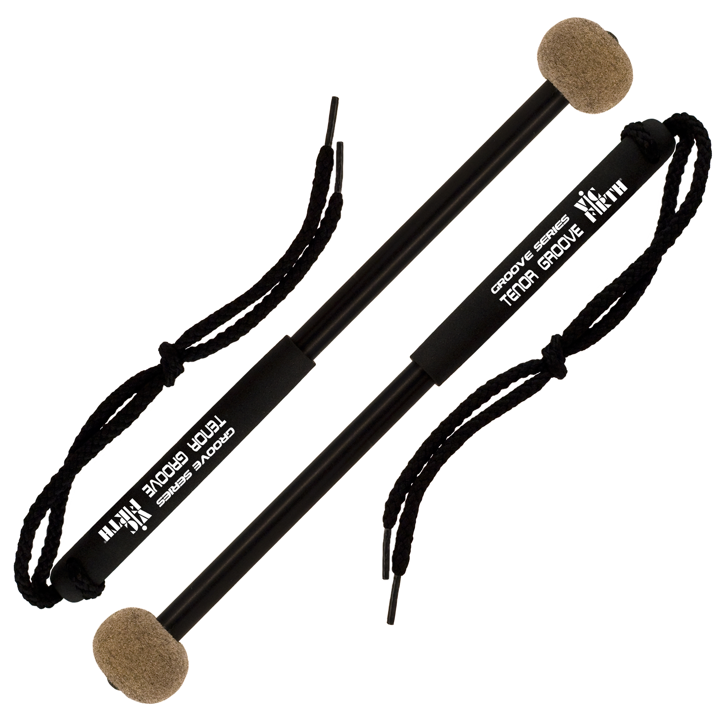 Alternate Image For Vic Firth Groove Series Scotch Marching Tenor Drum Mallets