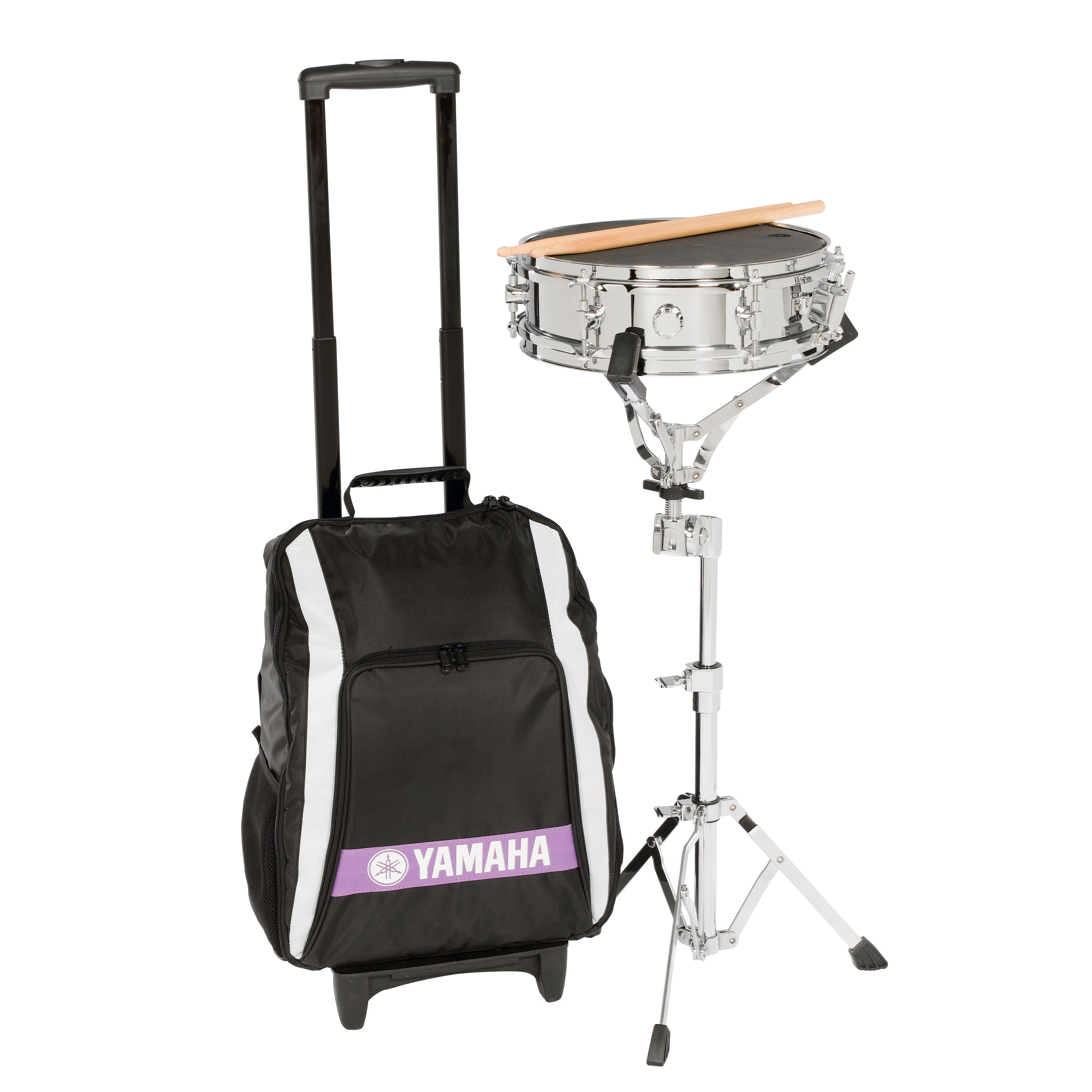 Yamaha Student Snare Kit with Rolling Cart
