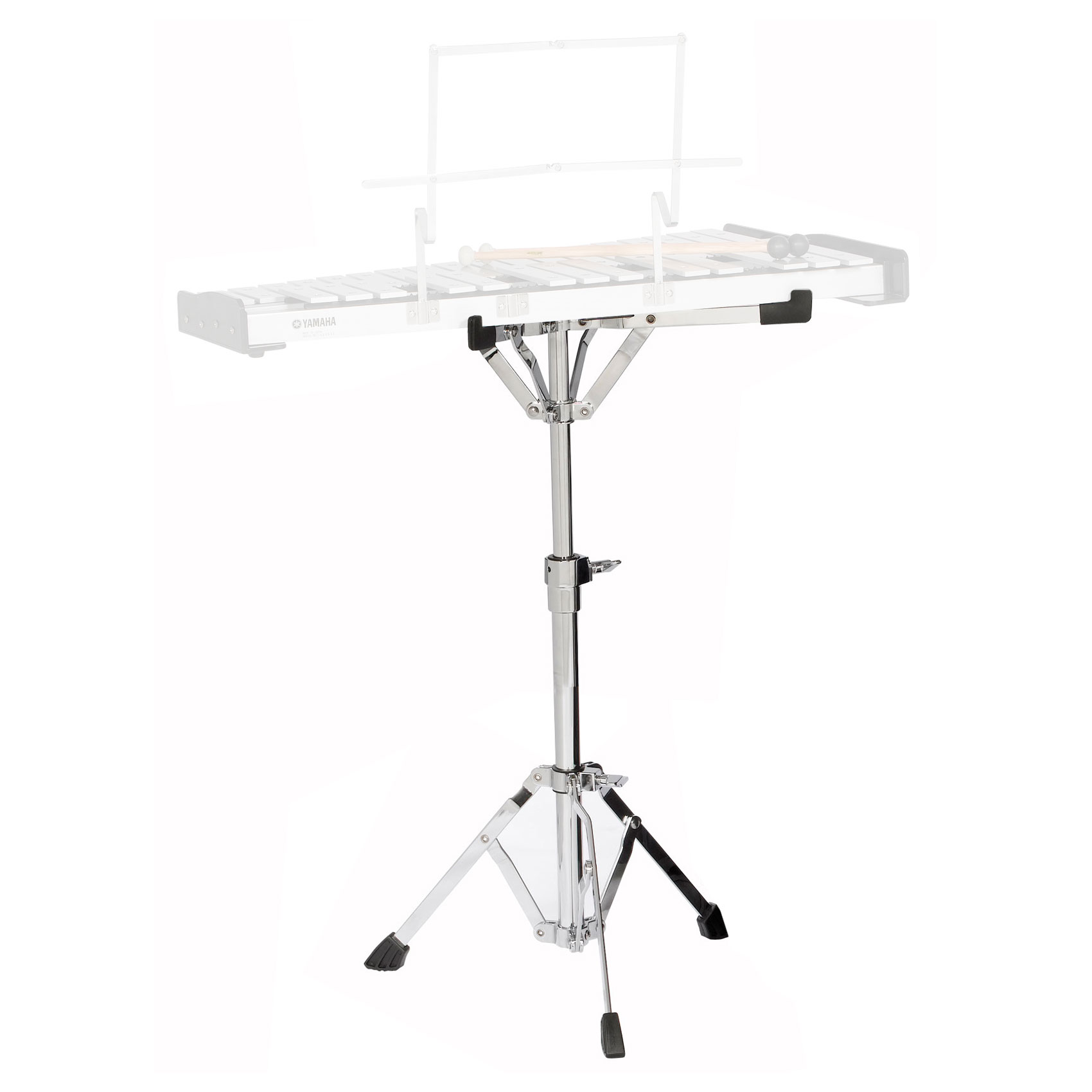 Yamaha Student Percussion X-Style Bell and Pad Stand