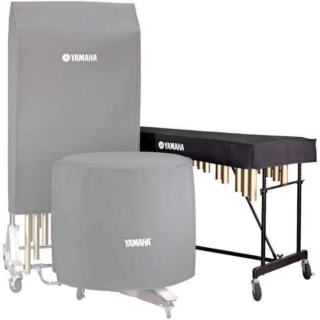 Yamaha Black Vibraphone Drop Cover for YV-2500, YV-2600, and YV-2700 Vibraphones