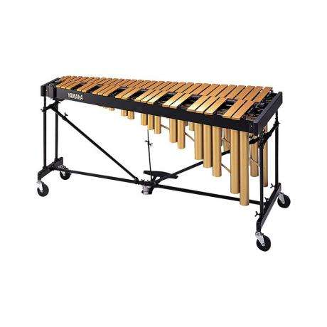 Yamaha 4 Octave Gold Orchestral Vibraphone