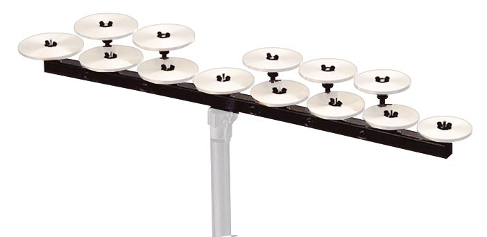 Zildjian Low Octave Mounting Bar for Crotales