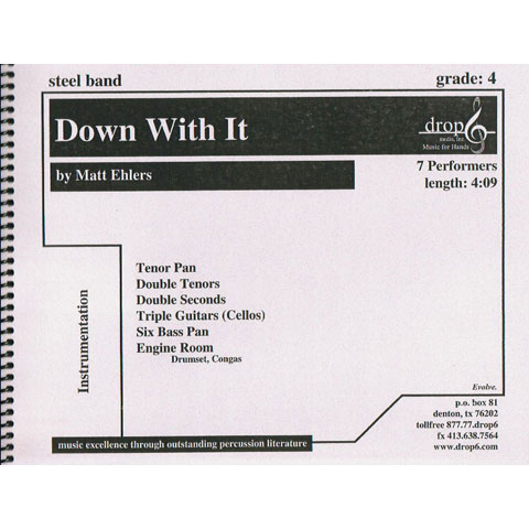 Down With It by Matt Ehlers