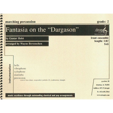 "Fantasia on the ""Dargason"" by Holst Arr. Bovenschen"
