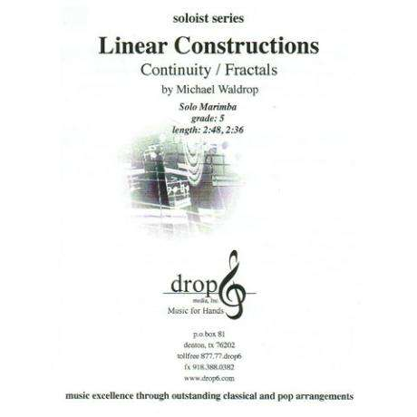 Linear Construction by Michael Waldrop