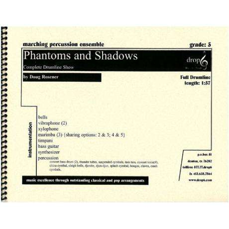 Phantoms and Shadows by Doug Rosener