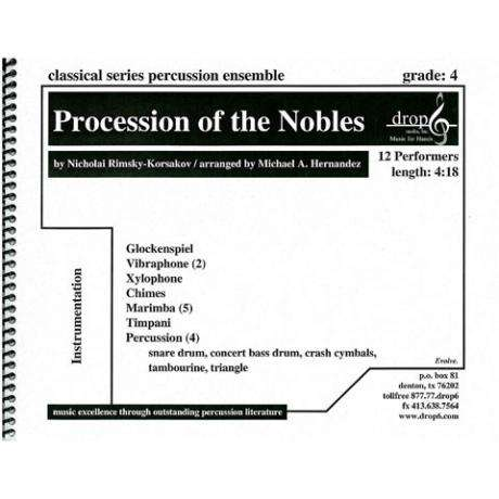 Procession of the Nobles by Rimsky-Korsakov arr. Hernandez