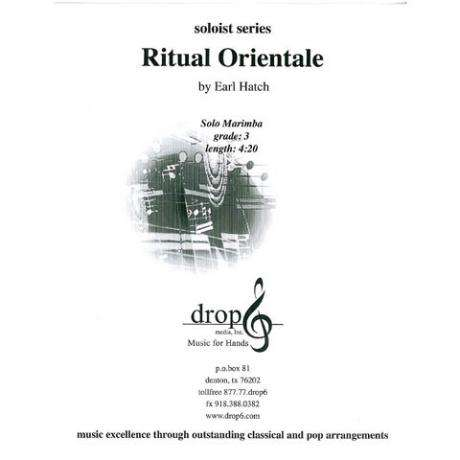 Ritual Orientale by Earl Hatch