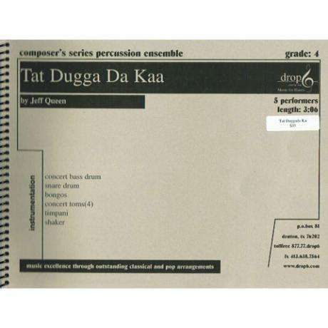 Tat Dugga Da Kaa by Jeff Queen