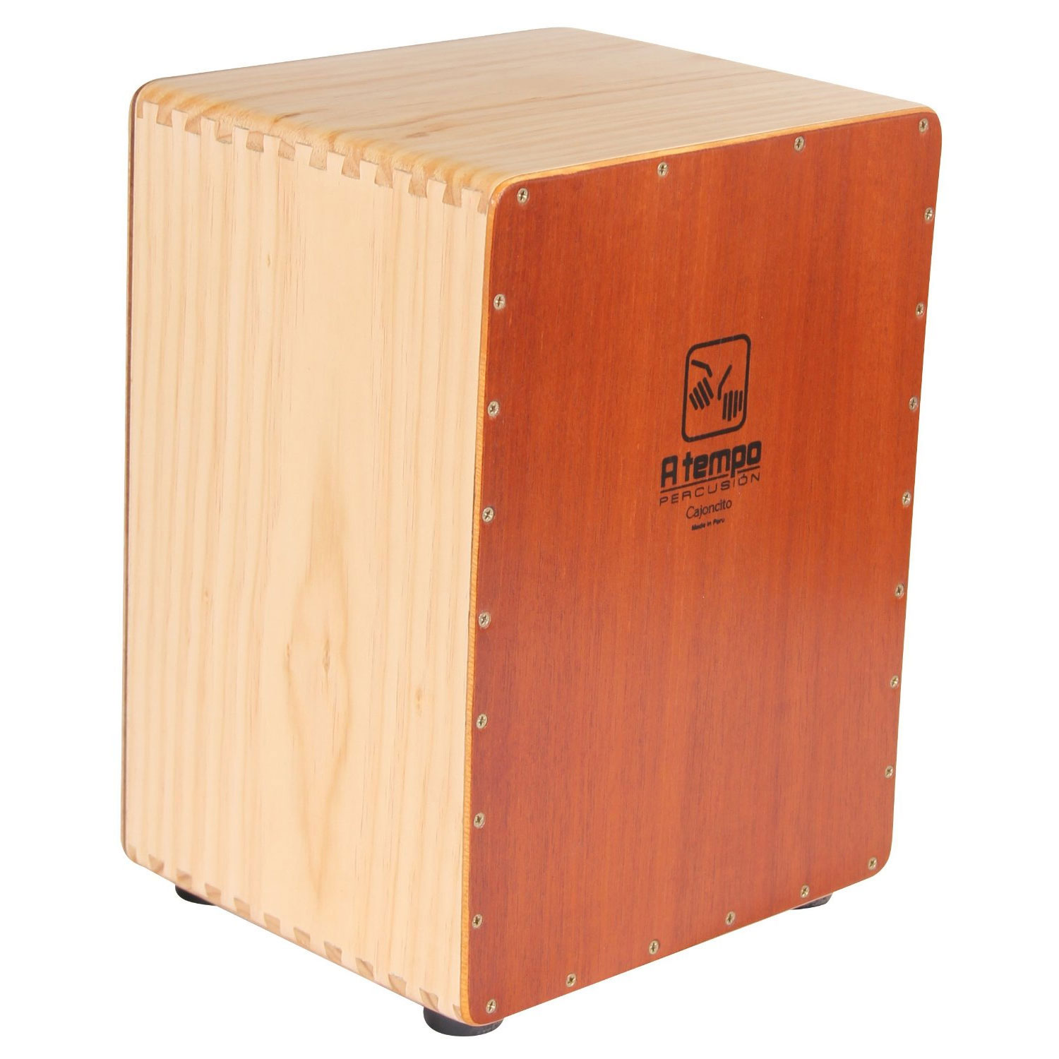 A Tempo Percussion El Cajoncito (The Little Cajon)